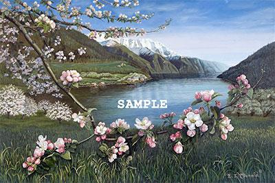 Springtime_On_Sogne_Fjord400